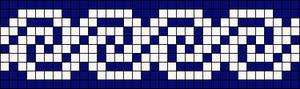 Alpha pattern #14178
