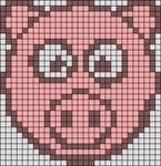 Alpha pattern #14186