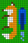 Alpha pattern #14194