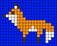 Alpha pattern #14195