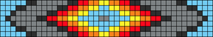 Alpha pattern #14199