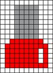 Alpha pattern #14232
