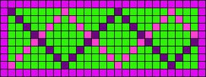 Alpha pattern #14234