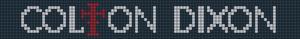 Alpha pattern #14245