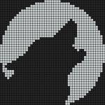 Alpha Friendship Bracelet Pattern #14249