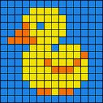 Alpha pattern #14253