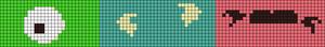 Alpha pattern #14254