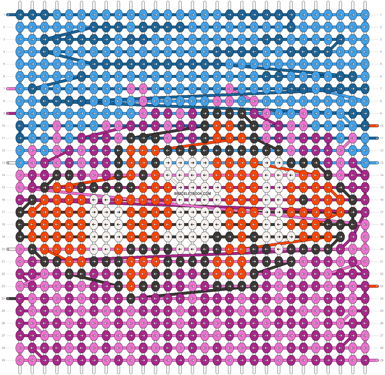Alpha pattern #14271 pattern