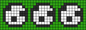 Alpha pattern #14275