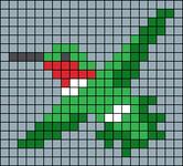 Alpha pattern #14282