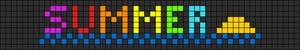 Alpha pattern #14287