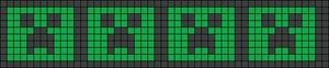Alpha pattern #14288