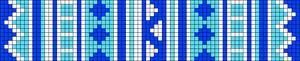 Alpha pattern #14293