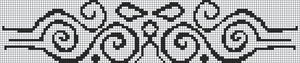 Alpha pattern #14301