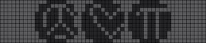 Alpha pattern #14304