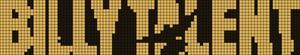 Alpha Friendship Bracelet Pattern #14317