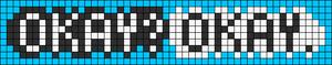 Alpha pattern #14322