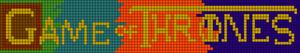 Alpha pattern #14323