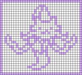 Alpha pattern #14324