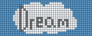 Alpha pattern #14326