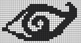 Alpha pattern #14333