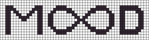 Alpha pattern #14338