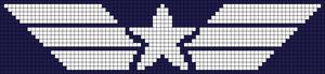 Alpha pattern #14364
