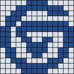 Alpha pattern #14367