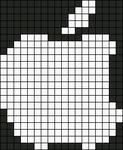 Alpha pattern #14368