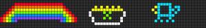 Alpha pattern #14372