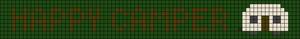Alpha pattern #14376