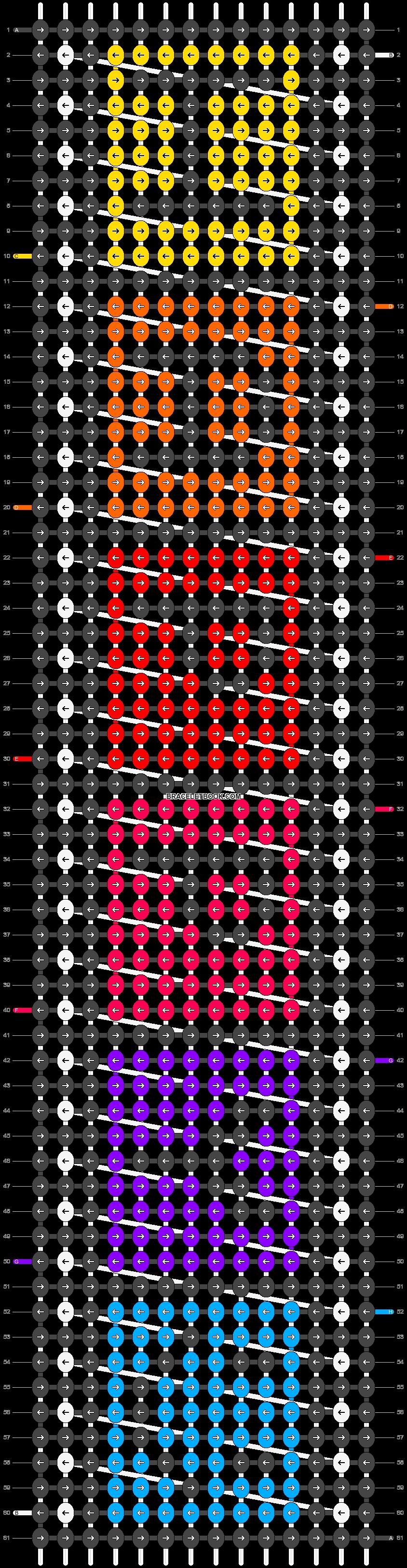 Alpha pattern #14377 pattern