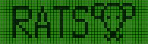 Alpha pattern #14378