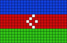 Alpha pattern #14379