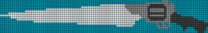 Alpha pattern #14380