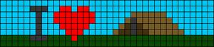 Alpha pattern #14382