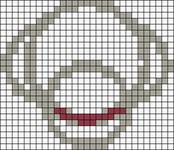 Alpha pattern #14383