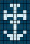 Alpha pattern #14384