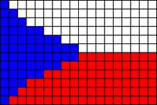 Alpha pattern #14394