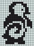 Alpha pattern #14421