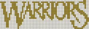 Alpha pattern #14424