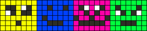 Alpha pattern #14429
