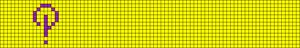 Alpha pattern #14455
