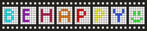 Alpha pattern #14457