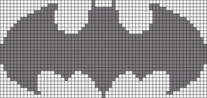 Alpha pattern #14458