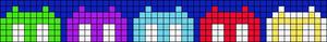 Alpha pattern #14463