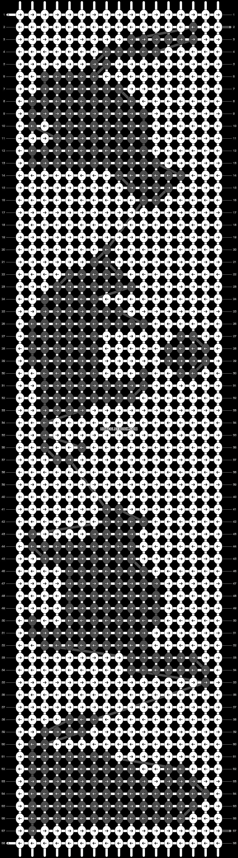 Alpha pattern #14471 pattern