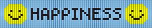 Alpha pattern #14477