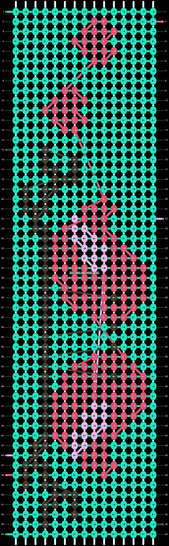 Alpha pattern #14478 pattern