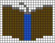 Alpha pattern #14480